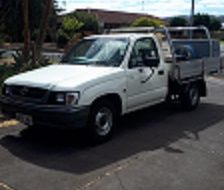 2003 Toyota Tray top Hilux ute - Adelaide