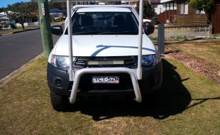 Pest control ute - Wollongong NSW