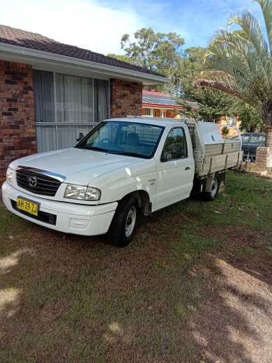 Pest Control Ute and Equipment - Tuncurry, NSW